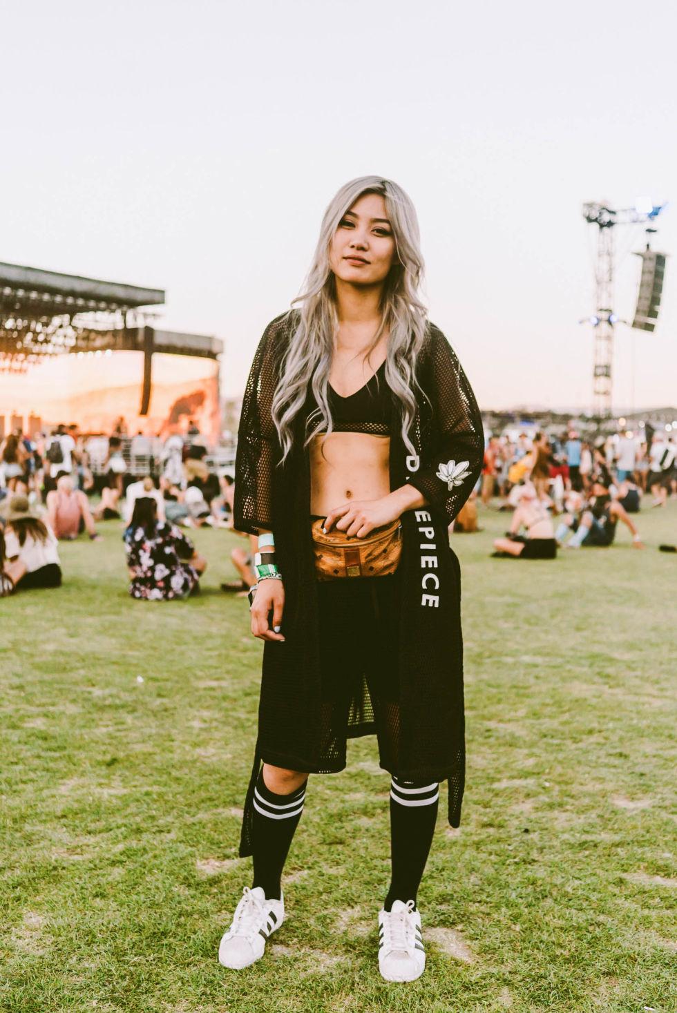 Street Style Coachella 2015 Music Festivals Fashion Trendsetters Itgirls Front Row Blog 0036 2016